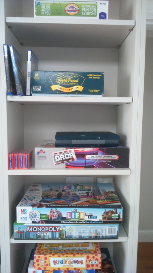 Games-galore!